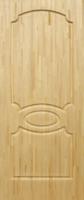 Дверь неокрашенная 600х2000 мм ДМ-АА из массива сосны клеенная сорт С