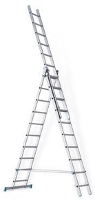 Лестница 3-х секционная промышленная sarayli-m  3х10