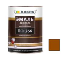 Эмаль алкидная ПФ-266 Желто-коричневый 2 кг износоустойчивая для пола