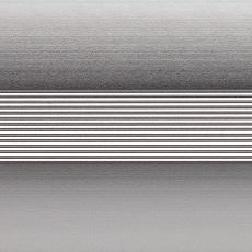 Стык алюминиевый 28 мм 0,9 м Алюминий