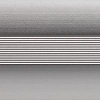 Стык алюминиевый широкий 80 мм 0,9 м Алюминий