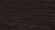 Напольный пластиковый плинтус с кабель-каналом Комфорт 209 Дуб мореный