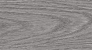Напольный пластиковый плинтус с кабель-каналом Комфорт 282 Палисандр серый