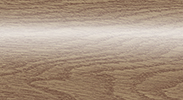 Торцевая заглушка для плинтуса Комфорт правая глянцевая 211 Дуб рустик