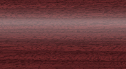 Стыковочный элемент для плинтуса Комфорт глянцевый 346 Махагон