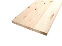 Мебельный щит 28х300х2000 сосна сорт В