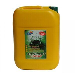 Супер грунт 100 + антисепт для резиновой краски 5 кг