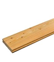 Доска половая из лиственницы 28х135х4000 (28х142х4000) сорт ВС