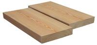 Палубная доска из лиственницы 28х140х4000 сорт ВС