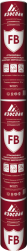 Изоспан FB отражающая гидро-пароизоляция с эффектом энергосбережения для бань и саун