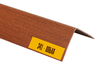 Угол ПВХ Ольха 40х40х2700 мм