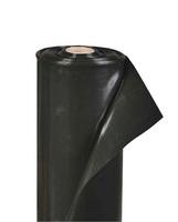 Пленка чёрная полиэтиленовая 80 мкм рукав 1,5 м