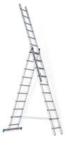 Лестница 3-х секционная промышленная sarayli-m  3х18