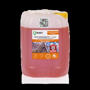 Zelest Огне-биозащита О-3 Плюс ОгнеСуперПроф 10 кг